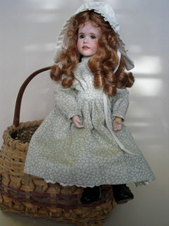 Caddie Woodlawn from the Lawton Dolls Childhood Classics Collection